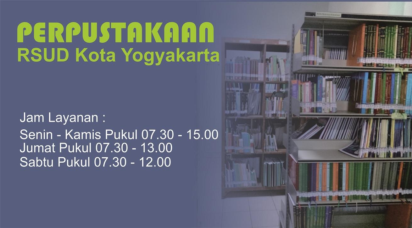 Perpustakaan RSUD Kota Yogyakarta