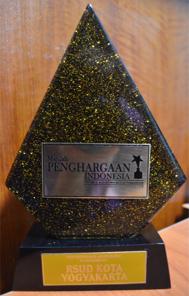 Indonesian Hospital Service Award