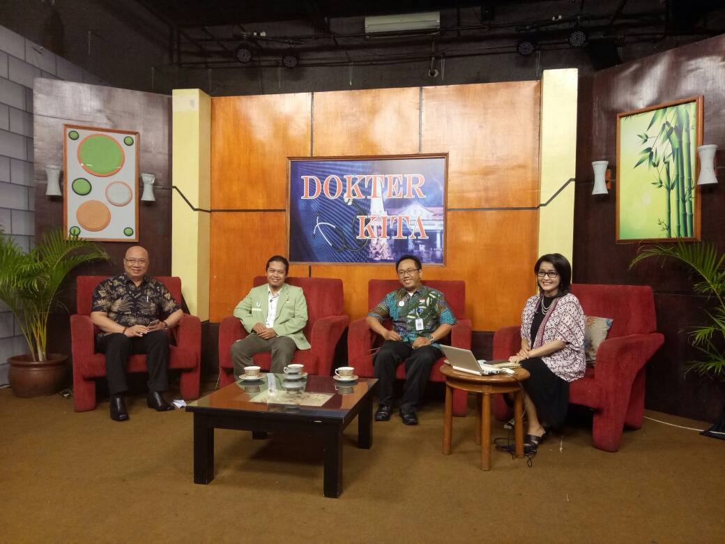 Dokter Kita di JOGJA TV Rumah Sakit Jogja