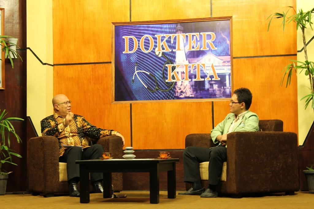Dokter Kita bersama dr. Anggoro Eka Raditya, Sp. THT