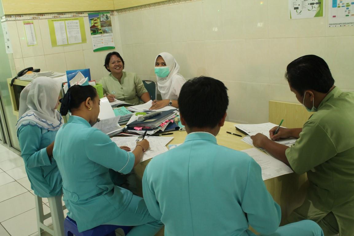 PKRS di Instalasi Hemodialisa, oleh Timur Haryadi, DCN dengan tema Diet Pada Pasien Hemodialisa