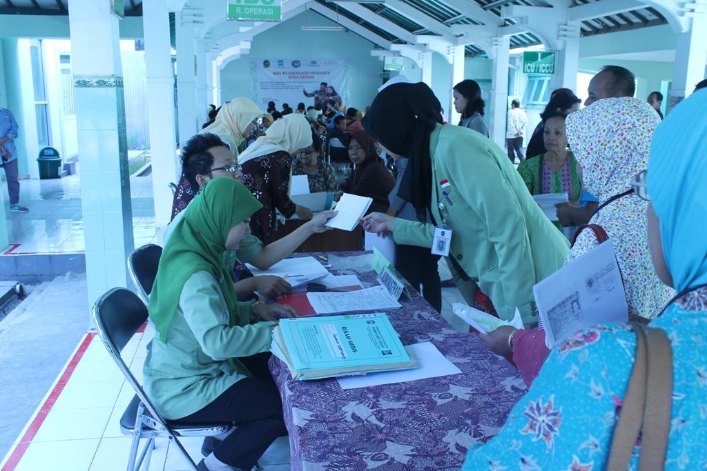Mari Wujudkan Kota Yogyakarta Bebas Katarak
